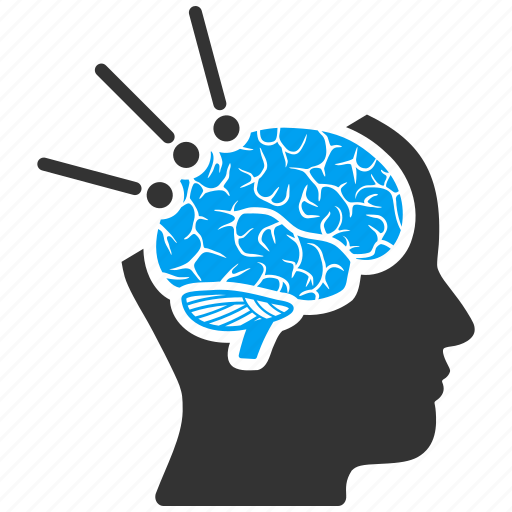 brain interface, futuristic idea, human head, intelligence, mind control, solution, surgery icon