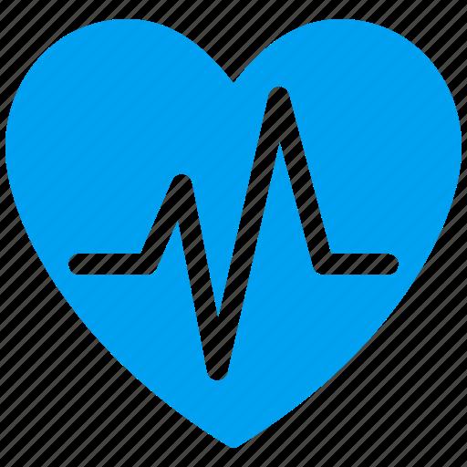 cardiology, ecg, ekg, health, healthcare, heartbeat, medical icon