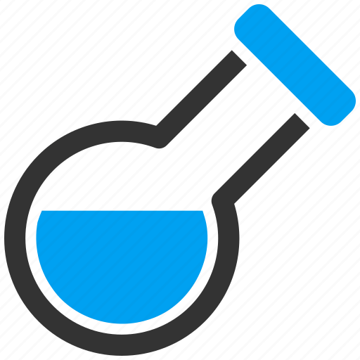 chemical, chemistry, clean water, flask, laboratory, retort, tube icon