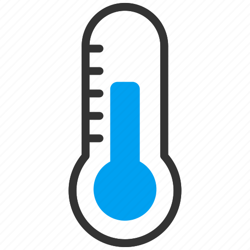 climate, equipment, measurement, meteorology, temperature, thermometer, weather icon