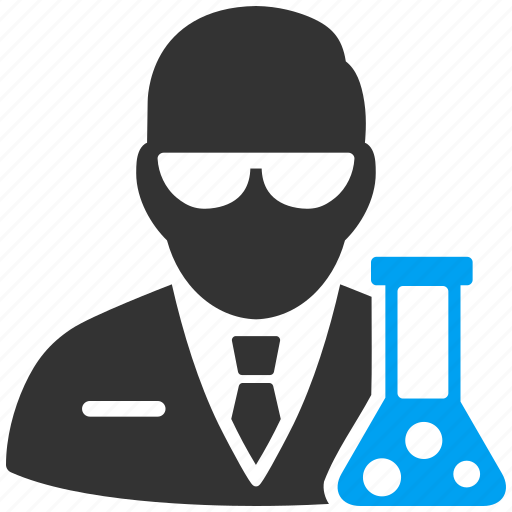 chemical, chemist, chemistry, experiment, laboratory, research, science icon