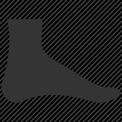 foot, heel, organ, shoe, step, track, walk icon