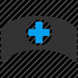 cap, doctor, hat, healthcare, hospital, medical, medicine icon