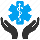 health, healthcare, healthy, hospital, insurance, medical, medicine icon