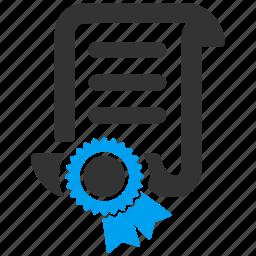 achievement, award, badge, best, certificate, favorite, seal icon