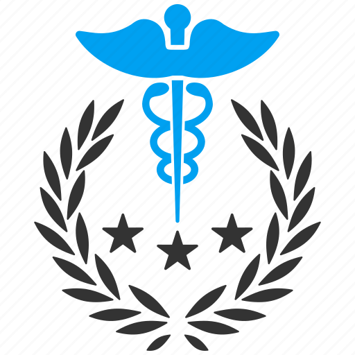 achievement, award, embleme, healthcare, medal, medical, prize icon