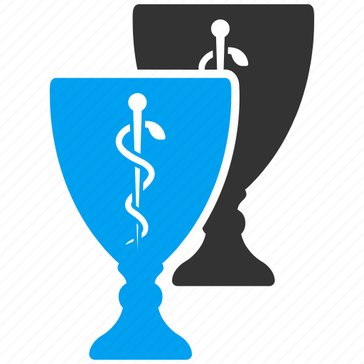 awards, cups, drugs, healthcare, medical, medicine, prizes icon