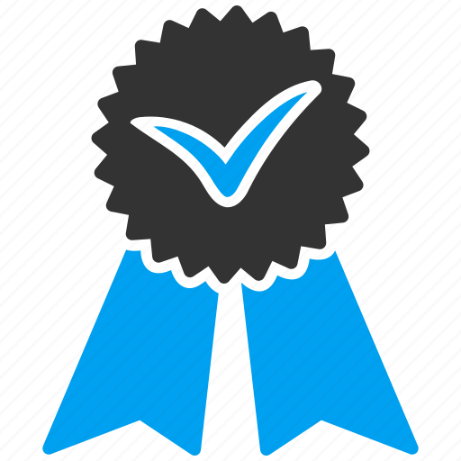 achievement, award, badge, favorite, prize, quality, sign icon