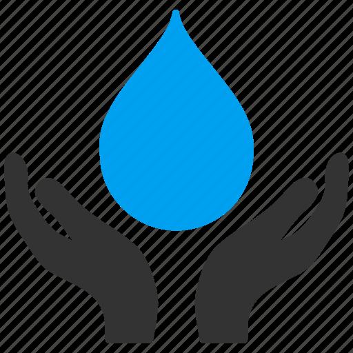 care, clean, drop, drug, hands, healthcare, water icon