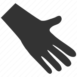 care, chemical, gesture, glove, hand, protect, rubber icon