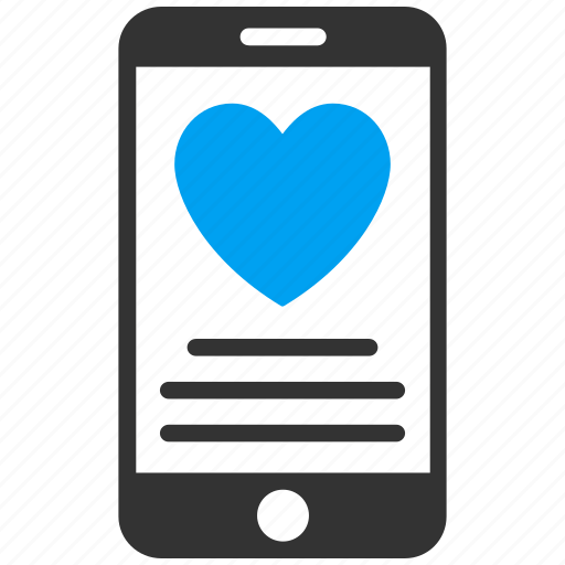 cardiology, communication, heart, lovely, mobile, monitoring, phone icon