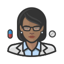 black, coronavirus, female, pharmacist
