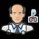 asian, coronavirus, male, pulmonologist