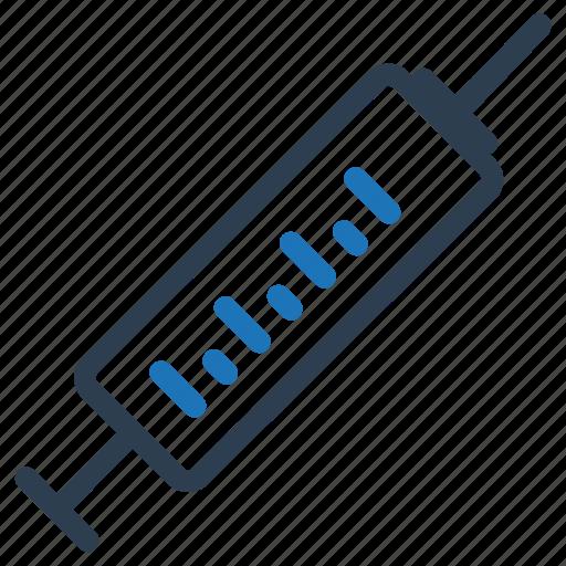 injection, medicine, syringe icon