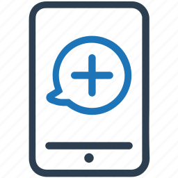 doctor, healthcare, medical, mobile icon