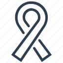 awareness, awareness ribbon, breast, cancer icon