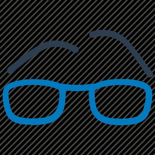 eye, eyeglasses, glasses icon