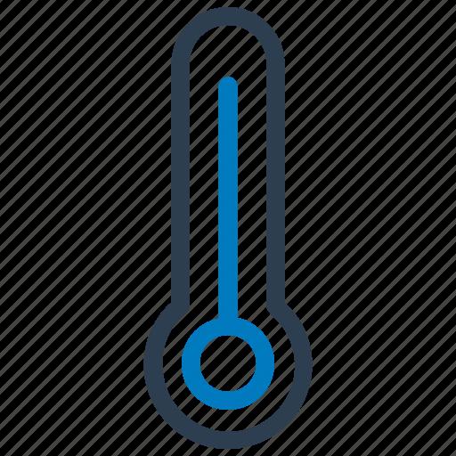 hot, temperature, thermometer icon