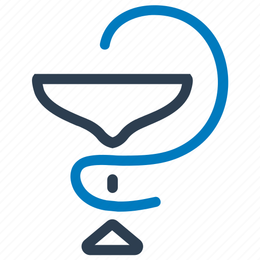 healthcare, hospital, medical, medical symbol, pharmacy, sign, snake icon