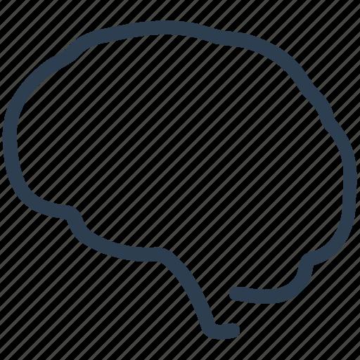 brain, mind, neuroscience icon