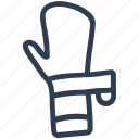 accident, arm, broken arm, hand injury icon