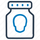 drug, laboratory, medicine, pharmacy, poison icon