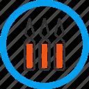 ampoule, ampoules, ampule, beaker, medicine, microbiology, vaccine icon