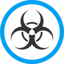 bio hazard, biohazard symbol, biological, danger, epidemic, virus, warning icon