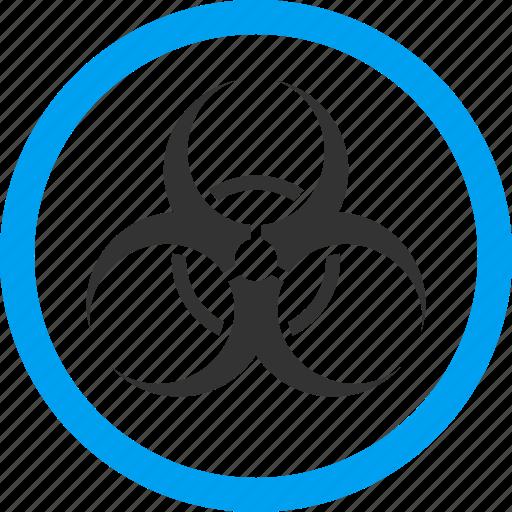 bio hazard, biohazard symbol, biological, danger, epidemic, virus, warning icon
