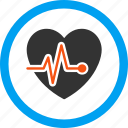 cardiogram, cardiology, diagnosis, ecg, health care, heart pulse, heartbeat icon