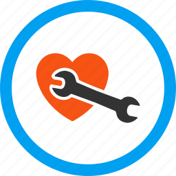 configuration, heart surgery, medical execution, service, setup, tool, treatment icon