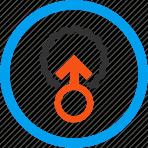 fertilization, fertilize, insemination, ovum, penetration, reproduction, sperm icon