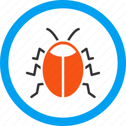 bug, insect, parasite, parasitic, pest, tick, trojan icon