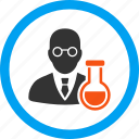 chemical, chemist, chemistry, exploration, science, scientist, test icon