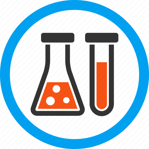 chemical, chemistry, education, flask, medical, science, structure icon
