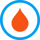 clean, clear, environment, fuel, liquid, oil, water drop icon