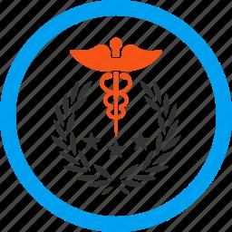 caduceus logo, doctor, health care, healthcare, hospital, medical symbol, medicine icon