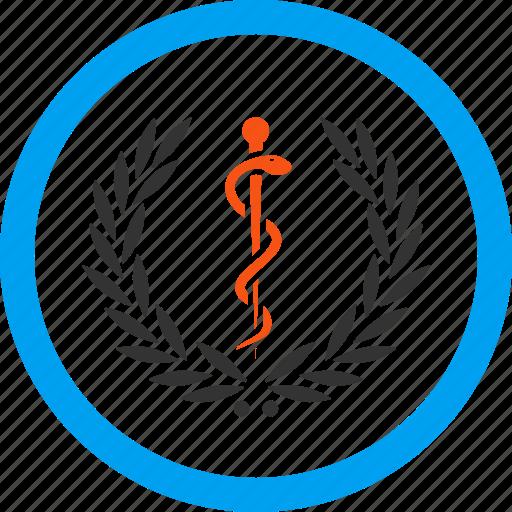 emblem, health care, healthcare, hospital, logo, medical symbol, medicine icon