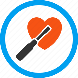 adjust, health, heart tuning, medical treatment, settings, tool, tune icon