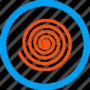 hypnosis, inculation, spiral, suggestion, vortex, whirl, whirlpool
