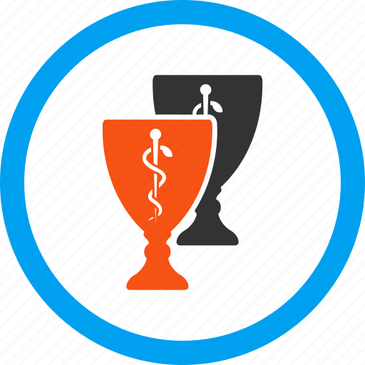 award, medical cups, pharmacy, prize, success, trophy, winner icon