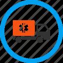 cargo, delivery, medical shipment, medicine, shipping, transport, transportation