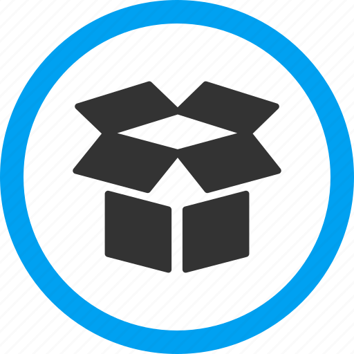 cardboard, container, gift, object, pack, package, packaging icon