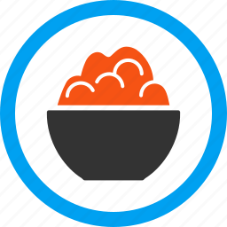 cooking, dinner, eat, eating, food, porridge, soup icon