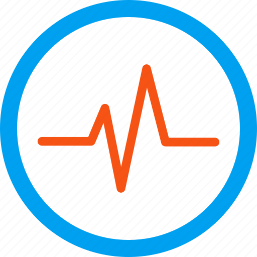 analysis, cardio, cardiogram, chart, graph, heart pulse, heartbeat icon