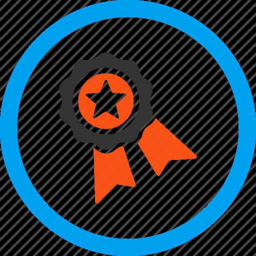achievement, award, best, prize, quality seal, reward, trophy icon