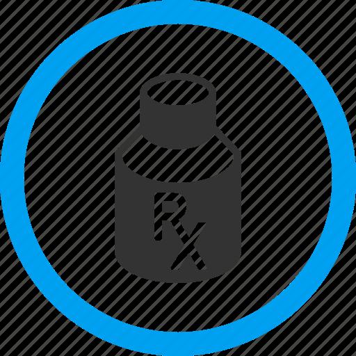 bottle, drug, medical, pharmacy, receipt, tube, vial icon