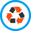 cycle, environment protection, recycle, recycling, refresh, rotate, rotation icon