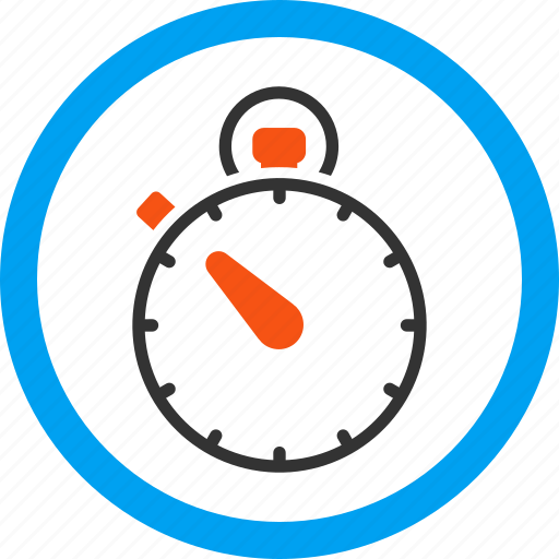 clock, measure, meter, stop watch, stopwatch, time, timer icon
