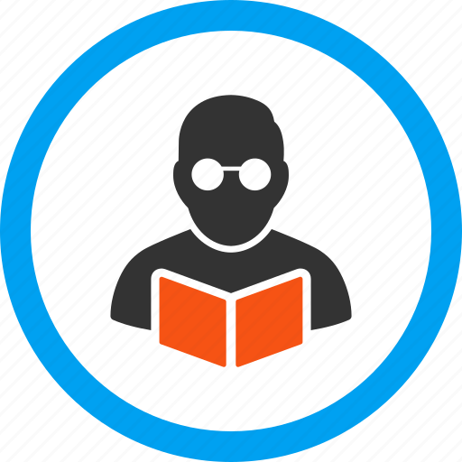 book, education, knowledge, literature, page, reading, student icon